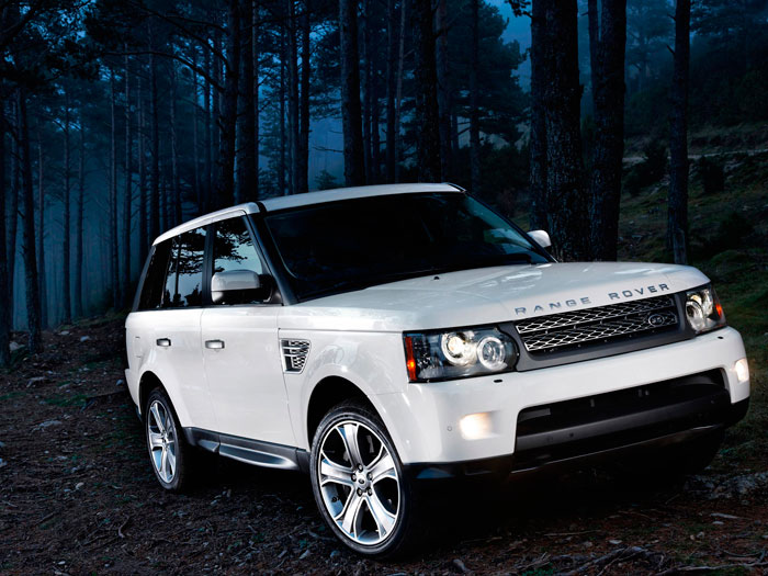 Land rover range rover sport цена и технические