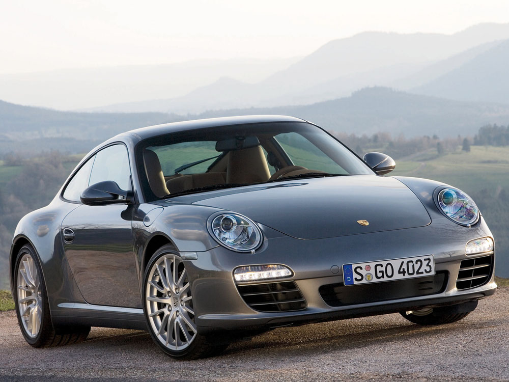 Фото Porsche 911 Carrera 4 к…