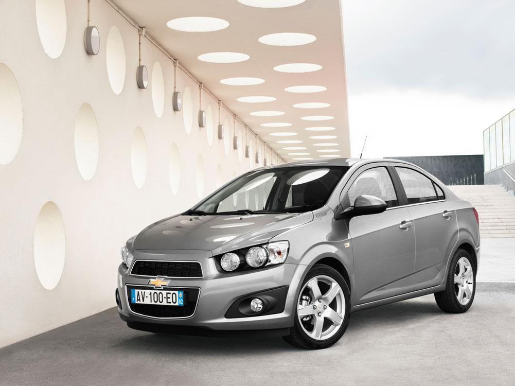 Новый Chevrolet Aveo седан: цены…