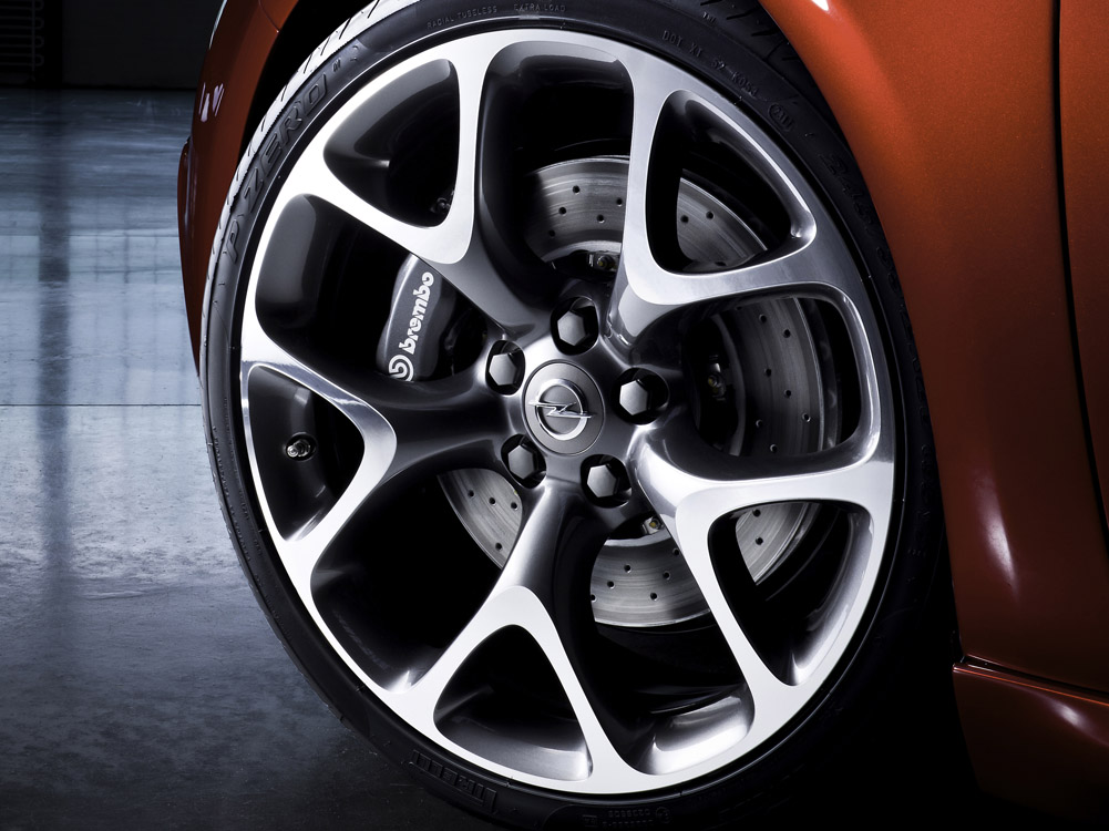 Фотогалерия 2012 Opel Astra OP…