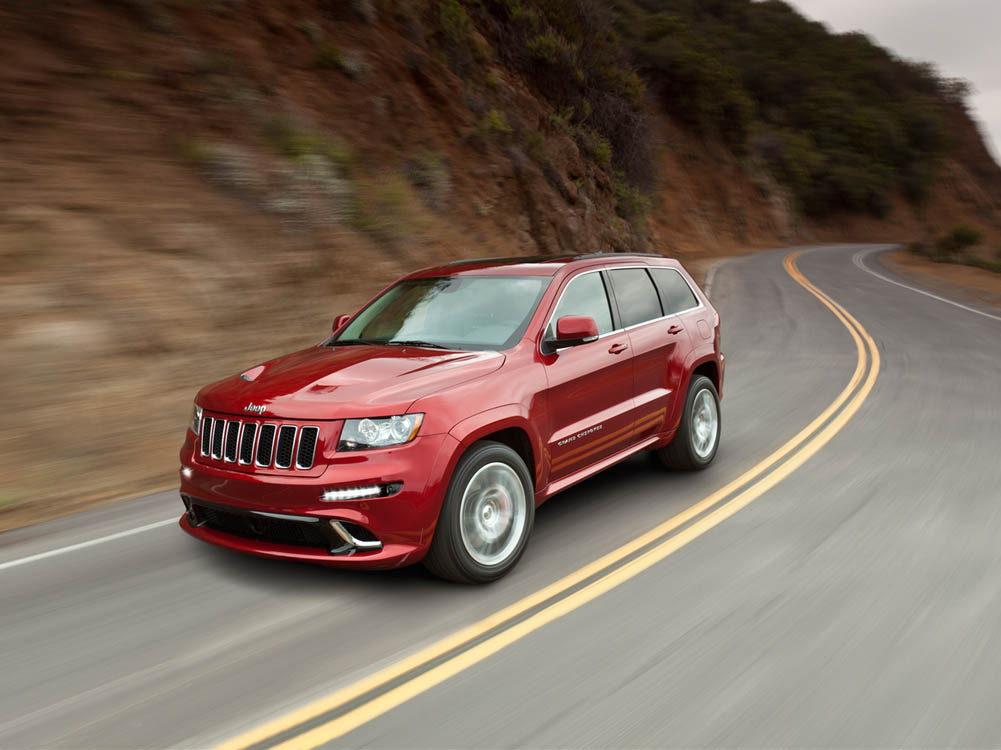 Фото Jeep Grand Cherokee SRT…