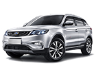Geely Atlas 2.4 AT Luxury