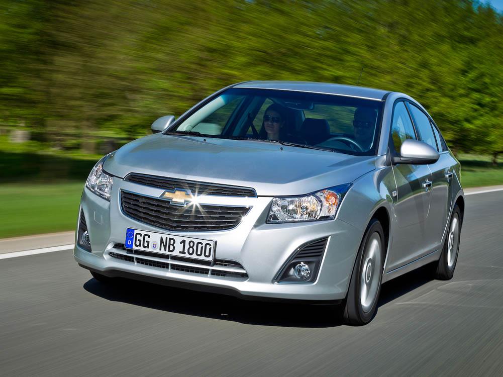 Компания Chevrolet обнародовала росс…