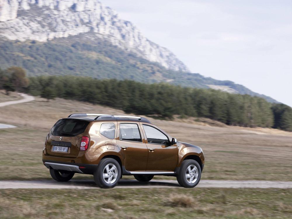 фото Renault Duster 1.
