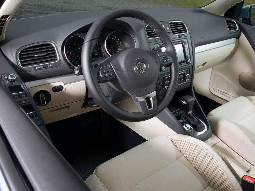 Фото Volkswagen Golf (2009) / …