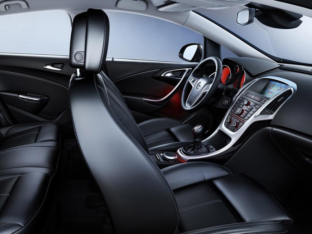 Фото интерьера Opel Astra I 5doo…
