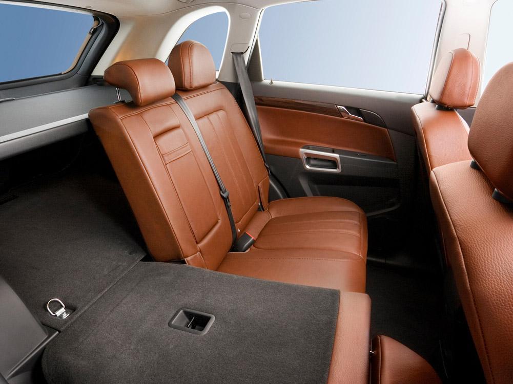 Фото салона Opel Antara COSM…